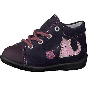 Ricosta Pepino Girls Sandy Boots Blackberry