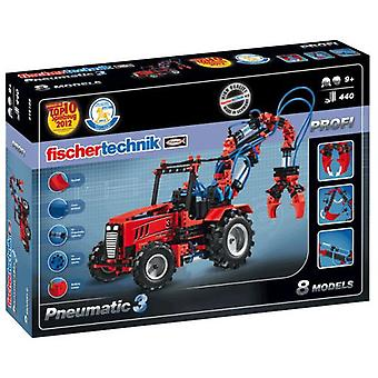 Fischertechnik Profi  Pneumatic 3 (Toys , Robotics And Technics , Pro)