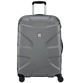 Titan X 2 shark skin 4 wheels polycarbonate trolley suitcase 71 cm