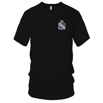 US Army - 144th Infantry Regiment Embroidered Patch - Kids T Shirt