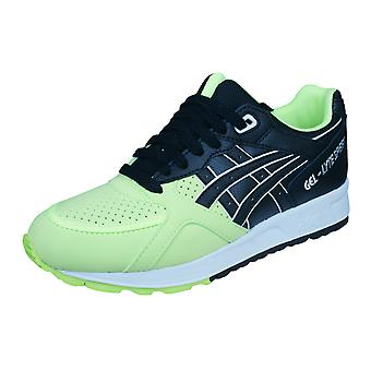 Asics Gel Lyte Speed Mens Running Trainers / Shoes - Yellow and Black
