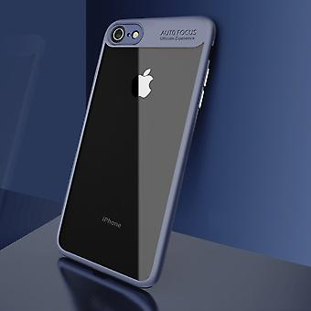 Ultra Slim Case für Apple iPhone 7 / 8 Handyhülle Schutz Cover Blau