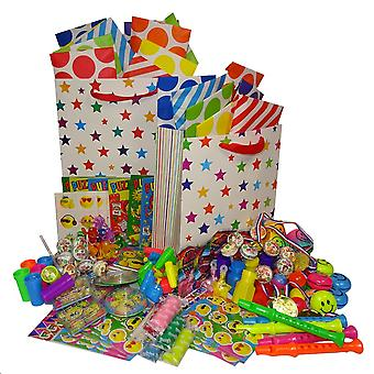 Pre Filled Party Bag 1.65 each - Unisex - Packed in a Gift Bag Set of either 6, 12, 18, 24 or 30 Guest Options - 12 Party Bags