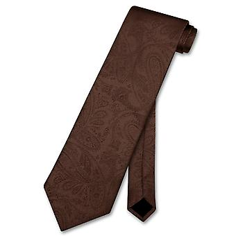 Vesuvio Napoli halsduk Paisley Design mäns hals slips
