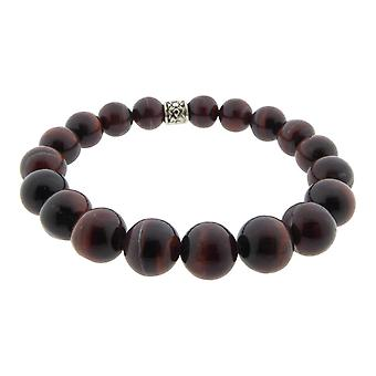 Christian cat's eye bracelet