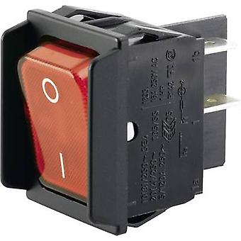 Toggle switch 250 Vac 16 A 2 x Off/On Marquardt 01