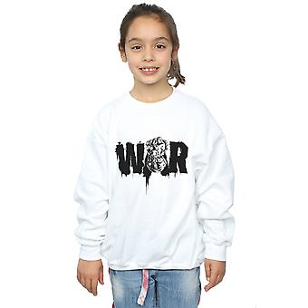 Avengers Girls Infinity War Fist Sweatshirt