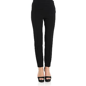 Boutique Moschino ladies A031311240555 black acetate pants