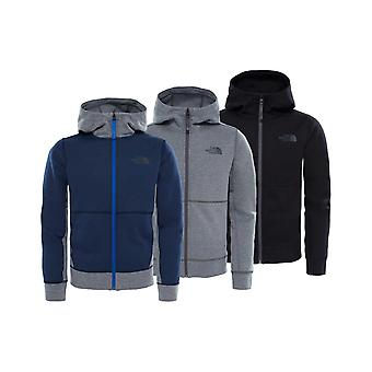 De North Face jongens Slappere Fleece Hoodie