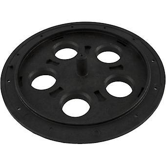 Zodiaco de Jandy 1-9-214 centro placa para vigilante piscina válvula sistema de limpieza