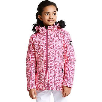 Dare 2b Girls Entrust II Polyester Waterproof Breathable Coat Jacket