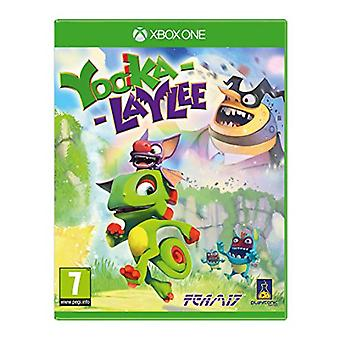 Yooka-Laylee (Xbox One) - Factory Sealed