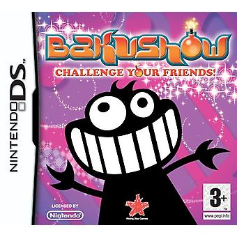 Bakushow (Nintendo DS)
