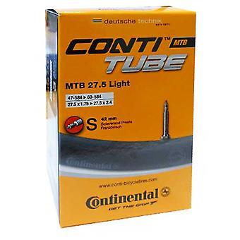 Tubo della bicicletta Continental Conti tubo luce MTB 27.5
