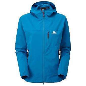 Mountain Equipment Womens Echo Hooded Jacket with Soft Shell Fabric