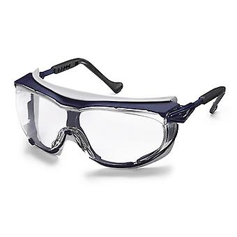 Uvex 9175-260 Skyguard Nt Clear Supravision HC-AF Safety Spectacles