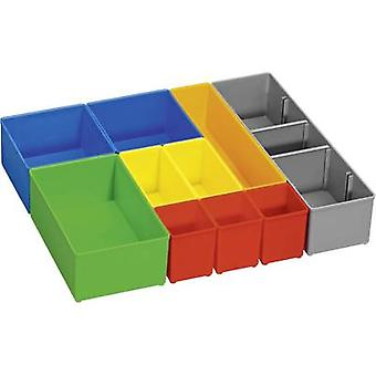 Assortment case insert Bosch Professional No. of compartments: 10 variable compartments