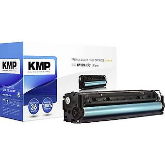 KMP Toner cartridge replaced HP 131A, CF211A Cyan 1800 pages H-T172