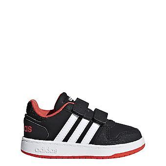 Adidas Hoops 20 Inf B75965 universal alla år spädbarn skor