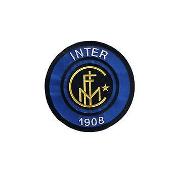 Inter Milan Jumbo Sized Iron-On/Sew-On Cloth Patch