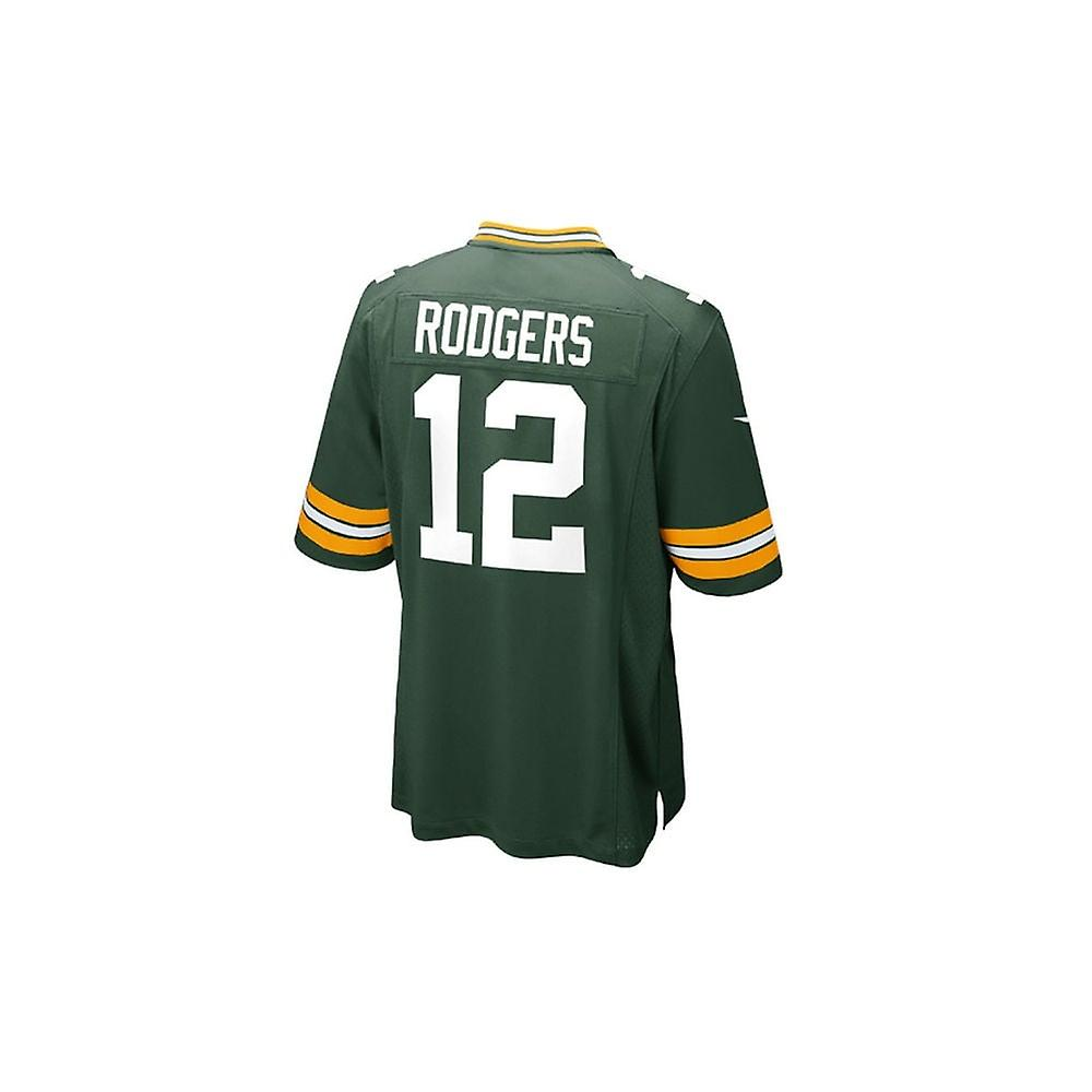 quality design 818c9 d94bc Nike Nfl Green Bay Packers Home Game Jersey - Aaron Rodgers