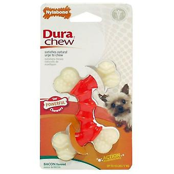 Nylabone West Double Bacon Flavor (Dogs , Toys & Sport , Chew Toys)