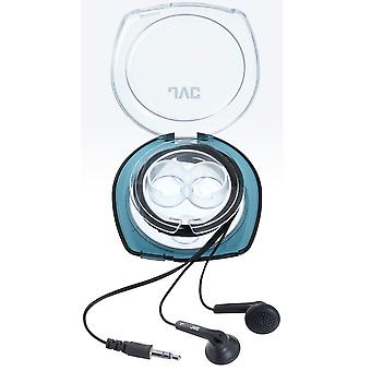 JVC HAF10C Stereo Headphone with Case