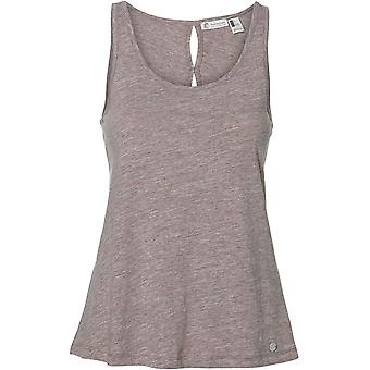 ONeill Deep Taupe detalles mujeres Tank Top