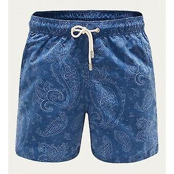 MC2 Saint Barth-Print Swim Shorts MC2 Saint Barth