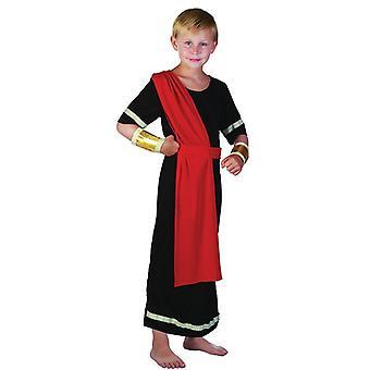 Caesar. Zwart (Medium leeftijd 6-8)