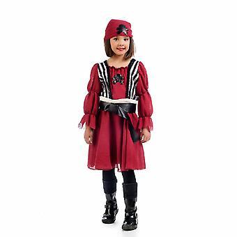 Pirate girl NAMI child costume Freubeuterin pirate girl costume