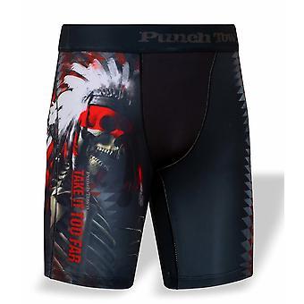PunchTown Apache Vale Tudo Shorts