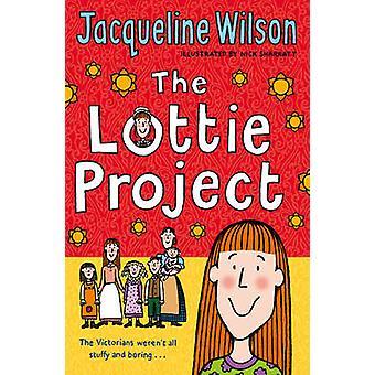 The Lottie Project by Jacqueline Wilson - Nick Sharratt - 97804408685