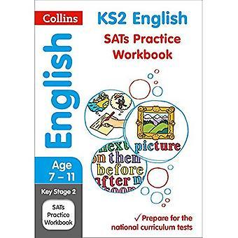 KS2 Englisch üben Arbeitsmappe (Collins KS2 SATs Revision und Praxis - neue 2014 Curriculum)