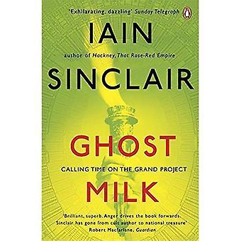 Ghost mælk: Opfordrer det store projekt tid