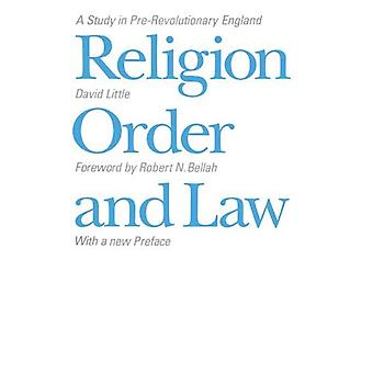 Religion, order, and law