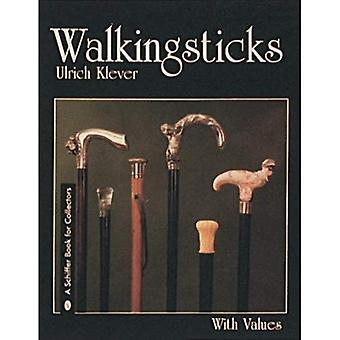 Wandelstokken (Schiffer boek voor hobbyisten)