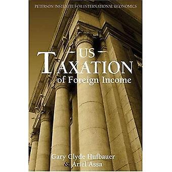 US Taxation of International Income