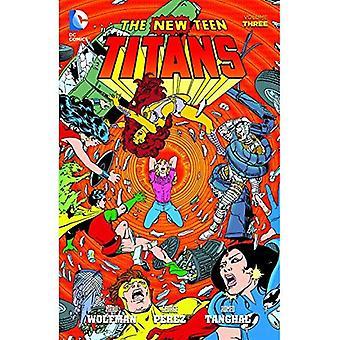 Neue Teen Titans Band 3 TP