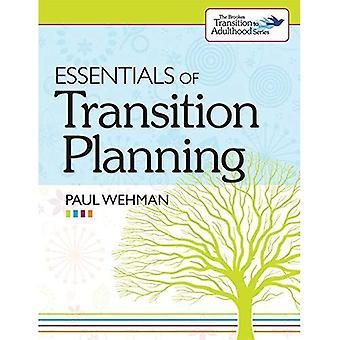 Essentials of Transition Planning: