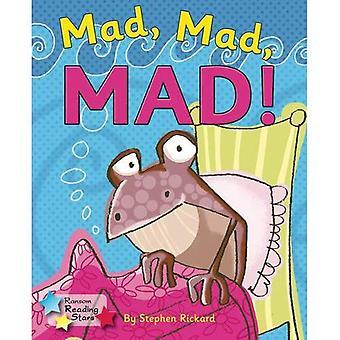 Mad, Mad, MAD! (Reading Stars)