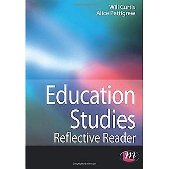 Education Studies Reflective Reader
