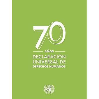 Declaracion universele de Derechos Humanos [Spaans]