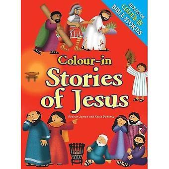 Färg-i berättelser om Jesus