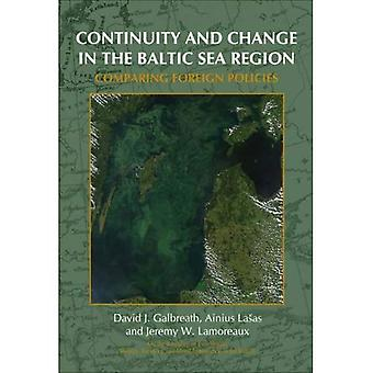 Continuity and Change in the Baltic Sea Region: Comparing Foreign Policies (On the Boundary of Two Worlds)