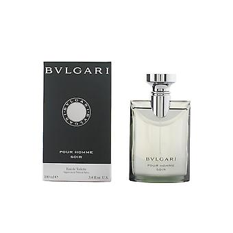 BVLGARI HOMME SOIR edt traditione