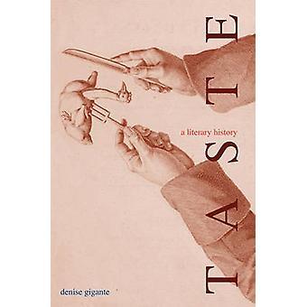 Probieren Sie eine literarische Geschichte von Gigante & Denise