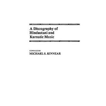 Discografia de Hindustani e música de Karnatic por Kinnear & Michael