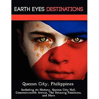 Quezon City Philippines Including its History Quezon City Hall Commonwealth Avenue The Batasang Pambansa and More by Night & Sam