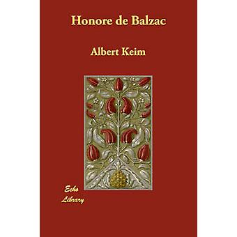 Honore de Balzac by Keim & Albert